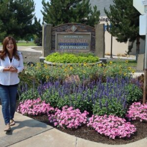 Garden Tour Update at our Local Community College! 🌸🌿 // Garden Answer