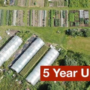 5 Year Update - The RED Gardens Project