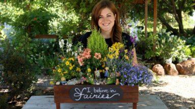 A Fairy Garden Of Color and Mary Engelbreit
