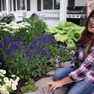 A Perennial Garden Tour