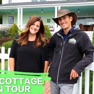 A Private Garden Tour on Mackinac Island