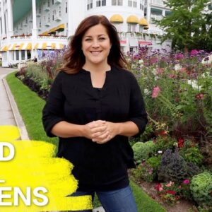 A Tour of the Gardens at the Grand Hotel
