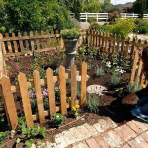 Planting a Butterfly Garden with Benjamin! 🦋🌿🥰 // Garden Answer
