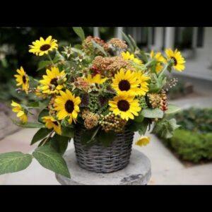 Bring the Beauty of Your Summer Garden Indoors