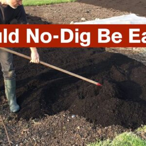 Could No-Dig Be Easier?