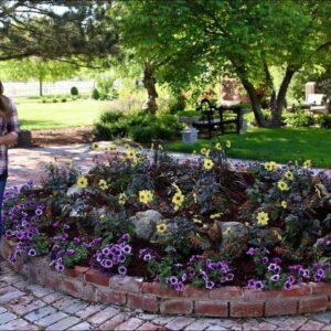 Create a Circle Garden