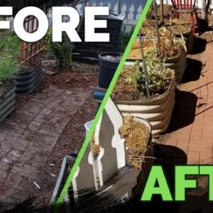 DIY Garden Path Ideas and Build (+ Why I Started Epic Gardening)