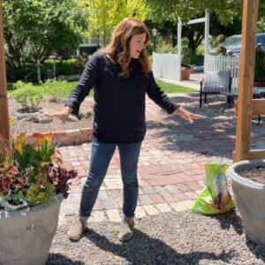 I LOVE This Combination of Plants + Greenhouse Update! ������// Garden Answer