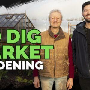 @Charles Dowding's LEGENDARY No-Dig Market Garden (FULL Tour)