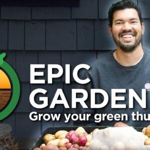 Epic Gardening Channel Trailer