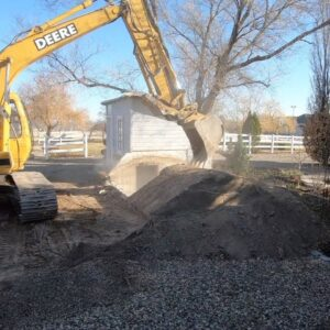 Root Cellar Reveal, New Concrete & Setting up Fountains! �🙌💦// Garden Answer