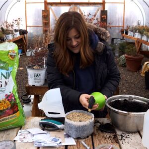 Winter Sowing for 2021! 🌿👩🌾🙌 // Garden Answer