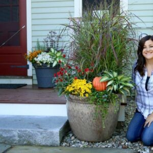 Here's Two Fall Container Garden Recipes To Plant Now