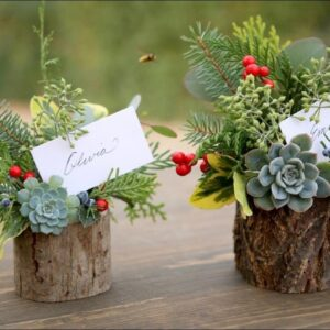 Holiday Party Favors for Your Guests