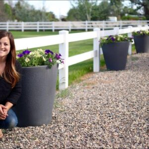 It's Time To Plant The Self-Watering Containers