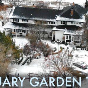 January Garden Tour ❄️ // Garden Answer