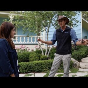 Garden Tour of Caskey Cottage on Mackinac Island With Jack Barnwell 🌿🏡// Garden Answer
