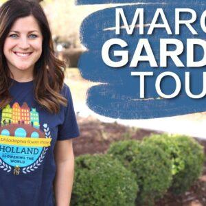 March Garden Tour // Garden Answer