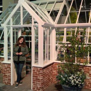 My Dream Greenhouse! 🤩🤞😍// Garden Answer
