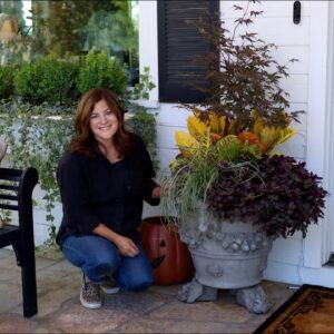 Planting My First Containers for Fall! ��// Garden Answer