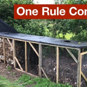 One Rule Compost
