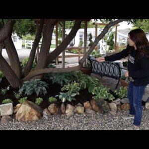 Planting a Hosta Garden! 😍💚// Garden Answer