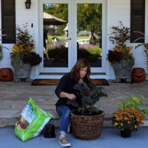 Planting Fall Pots Part 2 🍁🍂 // Garden Answer