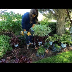 Planting in My ParentРђЎs Garden! ЪЦ░Ъї┐// Garden Answer