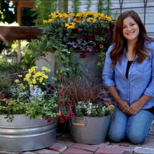 PART 2 Containers that Will Last Through Fall 🍂// Garden Answer