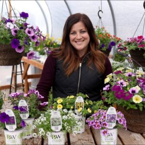 Hanging Baskets Part 2: Let's Talk About Plants! 😁🌿🌸// Garden Answer