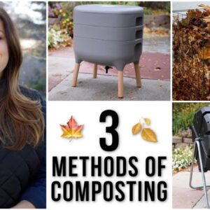 3 Methods of Composting ��🌿 // Garden Answer