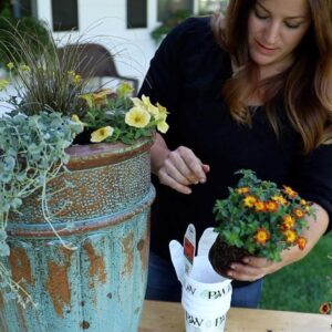 Time to Add A Touch of Fall Color At Your Home