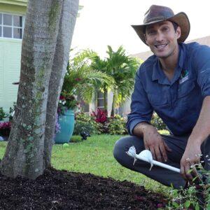 Twist 'n Plant Gardening Auger