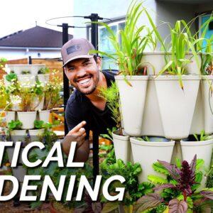 Vertical Gardening 101 | GreenStalk Garden Review