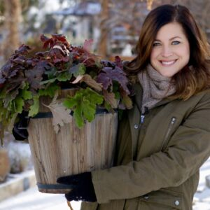 Wintering Plants in Containers