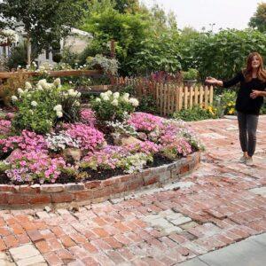 Tour of the Butterfly Garden & Hartley Greenhouse Update! 🦋💚 // Garden Answer