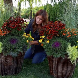 Packing These Fall Containers Full! �🌼� // Garden Answer